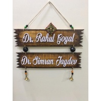 beautiful nameplate for house